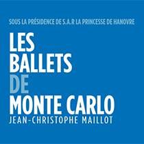 Les Ballets de Monte Carlo. Troupe de Théâtre. Monaco