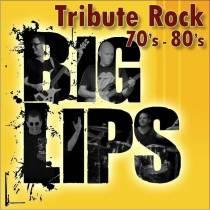 Les Big Lips. Groupe musical. Nice