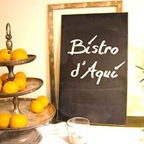 Il Bístro d'Aquí. Restaurant Italien. Vieux-Nice
