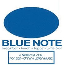 The Blue Note. Pub. Antibes