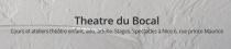 Le Théâtre du Bocal. Théâtre. Nice