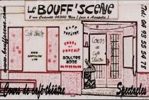 Le Bouff'scène. Théâtre Café-Théâtre. Nice