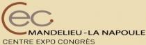 Centre Expo Congrès de Mandelieu-La Napoule. Palais des congrès, Salle de spectacles. Mandelieu La Napoule