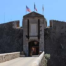 La Citadelle. Salle polyvalente. Villefranche sur Mer