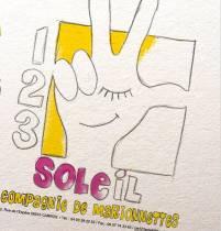 La Cie 1.2.3 Soleil. Troupe de Théâtre jeune public. Carros