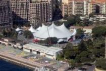 Espace Fontvieille. Salle polyvalente. Monaco