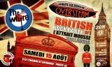 British Rock Party - Oversteam et The Where (soirée tribute)