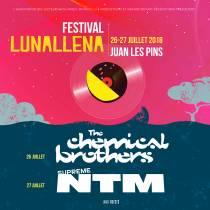 Festival Lunalena. Festival Musical. Juan les Pins