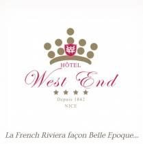 Hôtel West-End - Le Siècle - Le Blue Beach. Hôtel ****, Restaurant Gastronomique, Plage. Nice