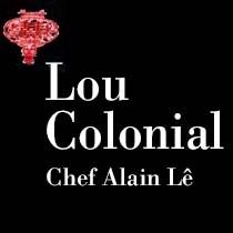 Lou Colonial. Restaurant Saveurs franco-asiatiques. Vieux-Nice