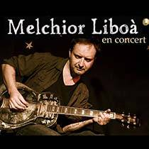 Melchior Liboà. Artiste. Nice