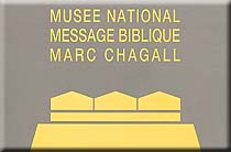 Musée National Message Biblique Marc Chagall. musee. Nice