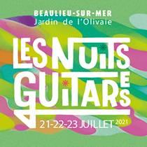 Les Nuits Guitares. Festival.