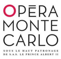 Opéra de Monte-Carlo. Théâtre. Monaco