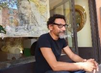 Pascal Héranval. Artiste. Vence