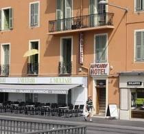 Hotel au Picardy. Hôtel *. Vieux-Nice, Nice