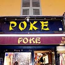 Poke. Bijoux. Vieux-Nice