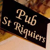 Le Pub St Riquiers. Pub. Vieux-Nice