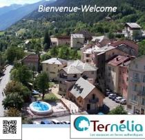 Le Rabuons Village Vacances. Hôtel Village Vacances. Saint-Etienne-de-Tinée