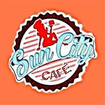 Sun City Café. Restaurant, Pub. Valbonne