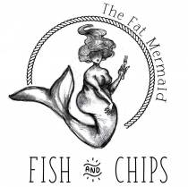 The Fat Mermaid. Restaurant Fish and chips. Vieux-Nice