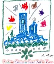 Le Cercle des Artistes, La Vieille Forge. Galerie. Saint-Paul de Vence