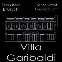 La Villa Garibaldi. Cave à Vin Lounge Bar, Lounge Club. Nice